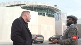 VIDEO: Debat Sengit Fan Tottenham Bahas Mourinho