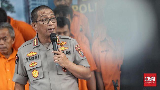Polda Metro Jaya membongkar sindikat penipuan dengan modus menggunakan situs palsu yang sudah meraup keuntungan hingga Rp80 juta.