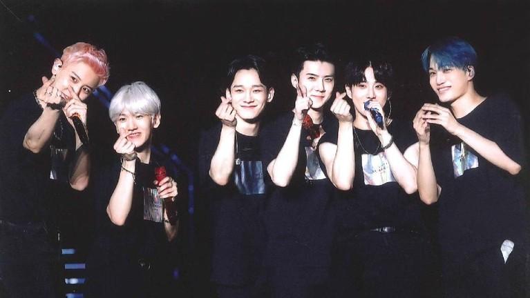 EXplOrationadalah konser ketiga EXO di Jakarta. Tentu penampilan grup di bawah naungan SM Entertainment ini sangat dinantikan para EXO-L.