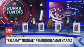 VIDEP: Debat Seru, Masa Depan Suram Penenggelaman Kapal