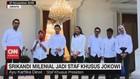 VIDEO: Srikandi Milenial Jadi Staf Khusus Jokowi
