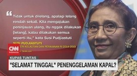 VIDEO: Beda Susi dan Edhy Soal Lelang Eks Kapal Asing