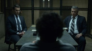 David Fincher Isyaratkan Setop Serial Mindhunter