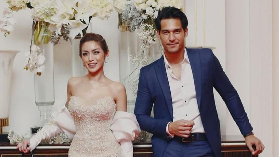Mewah! Jessica Iskandar Beri Door Prize Apartemen di Pesta Pernikahan