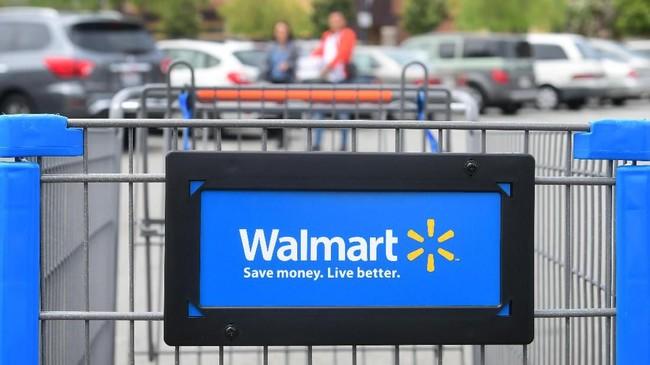 Belanja di Walmart Dkk Boleh Lepas Masker