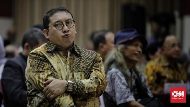 Fadli Zon Endus Pencari Proyek di Wacana Presiden 3 Periode