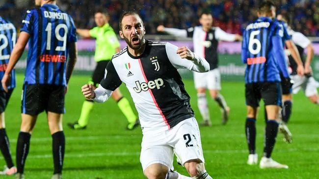 Gonzalo Higuain memutuskan pergi dari Juventus dan bergabung ke liga utama Amerika Serikat Major League Soccer mengikuti jejak kakaknya.