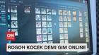 VIDEO: Rogoh Kocek Demi Gim Online