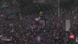 VIDEO: Masuki Pekan ke-6, Demo Chile Tewaskan 23 Orang