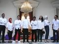 Jokowi Soal Billy Mambrasar: Salah-salah Dikit Ya Dimaafkan