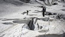 BMKG Bicara Dampak Kiamat Gletser Antartika ke Laut Indonesia