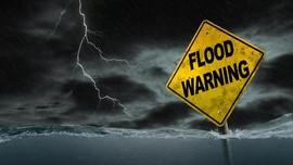 Pos Angke Hulu Siaga III, Warga Diminta Waspada Banjir