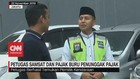 VIDEO: Petugas Akan Sita Kendaraan yang Tunggak Pajak