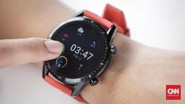 Huawei Watch GT 2, Baterai Mumpuni Tapi Bodi Bongsor