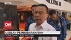 VIDEO: Wakil Ketua DPR: Pembubaran BNN Masih Perlu Dikaji