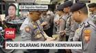 VIDEO: Polisi Dilarang 'Hedon'