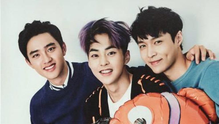 Sayangnya pada konser kali ini EXO akan tampil tanpa kehadiran tiga membernya yaitu Xiumin, D.O., Lay karena sedang menjalankan wajib militer.