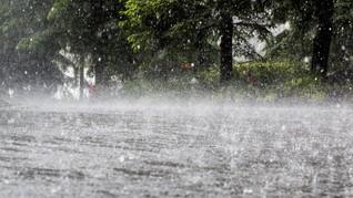 Sungai Marbau Meluap, Ratusan Rumah di 5 Desa Labura Banjir