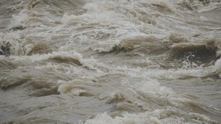 LAPAN: Siklon Tropis 94W, Waspada Banjir Bandang Maluku Utara