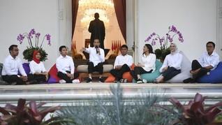 Jokowi Belum Cari Pengganti Dua Stafsus yang Mundur