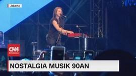 VIDEO: Nostalgia Musik 90an di 90s Festival