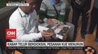 VIDEO: Isu Telur Berdioksin, Pesanan Kue Menurun