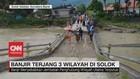 VIDEO: Banjir Terjang 3 Wilayah di Solok Sumbar