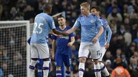 Gelar Liga Inggris 2014 Manchester City Terancam Dicopot