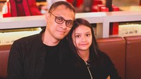 <p>Sehat dan bahagia selalu ya, Aisha dan Ayah Andra. (Foto: Instagram @andra_photo)</p>