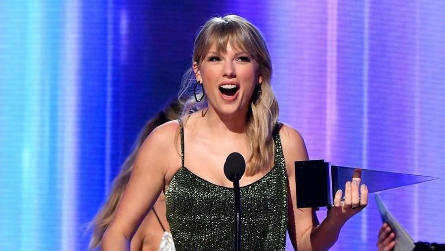 Ini Daftar Lengkap Pemenang American Music Awards 2019