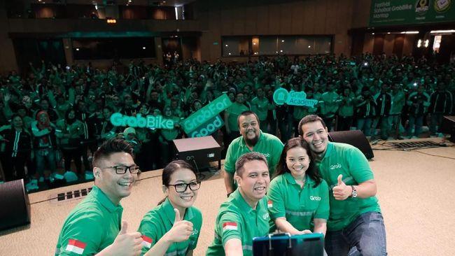 Grab menyelenggarakan GrabAcademy untuk lebih dari 3.000 mitra pengemudi GrabBike se-Jabodetabek.