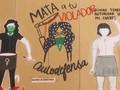 VIDEO: Aktivis Perempuan Protes dengan Seni di Meksiko