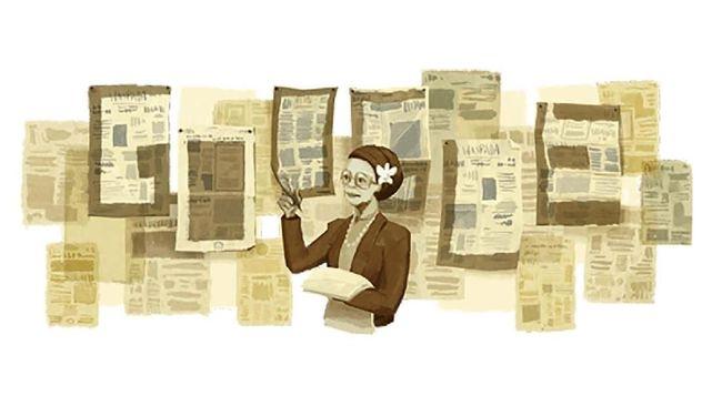 Google Indonesia menjadikan hari jadi wartawati senior Ani Idrus di laman pencarian. Sebenarnya bagaimana profil Ani Idrus?