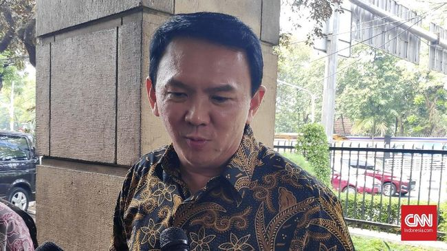Komisaris Utama PT Pertamina (Persero) Ahok mengungkapkan kekesalannya terhadap BUMN Perum Peruri.