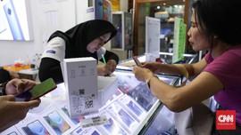 IMEI Berlaku 18 April, Pedagang Ponsel Ilegal Siap Gigit Jari