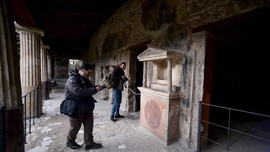 Bar Berusia Lebih dari 2.000 Tahun Ditemukan di Pompeii