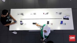 Pengguna Indonesia Pilih HP Memori Besar Ketimbang Kamera
