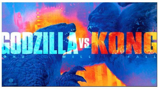 Penayangan film Godzilla vs. Kong mundur satu pekan setelah trailer perdana film tersebut dirilis beberapa hari lalu.
