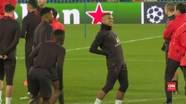 VIDEO: Zidane Sudah Lama Jatuh Cinta pada Mbappe