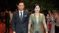 <p>Serasi sekali ya pasangan ini. Semoga selalu langgeng AHY dan Annisa Pohan. (Foto: Instagram @agusyudhoyono) </p>