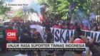 VIDEO: Suporter Timnas Indonesia Gelar Aksi Unjuk Rasa