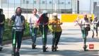 VIDEO: Mengendarai Otoped Tidak Diizinkan di Jalan Raya