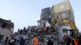 Calon Menantu PM Albania Tewas dalam Bencana Gempa Bumi