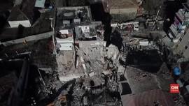 VIDEO: Video Udara Kehancuran Albania Diguncang Gempa