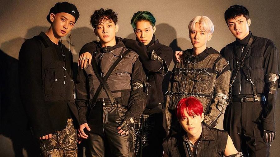 Lirik Lagu Obsession - EXO
