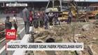 VIDEO: Anggota DPRD Jember Sidak Pabrik Pengolahan Kayu
