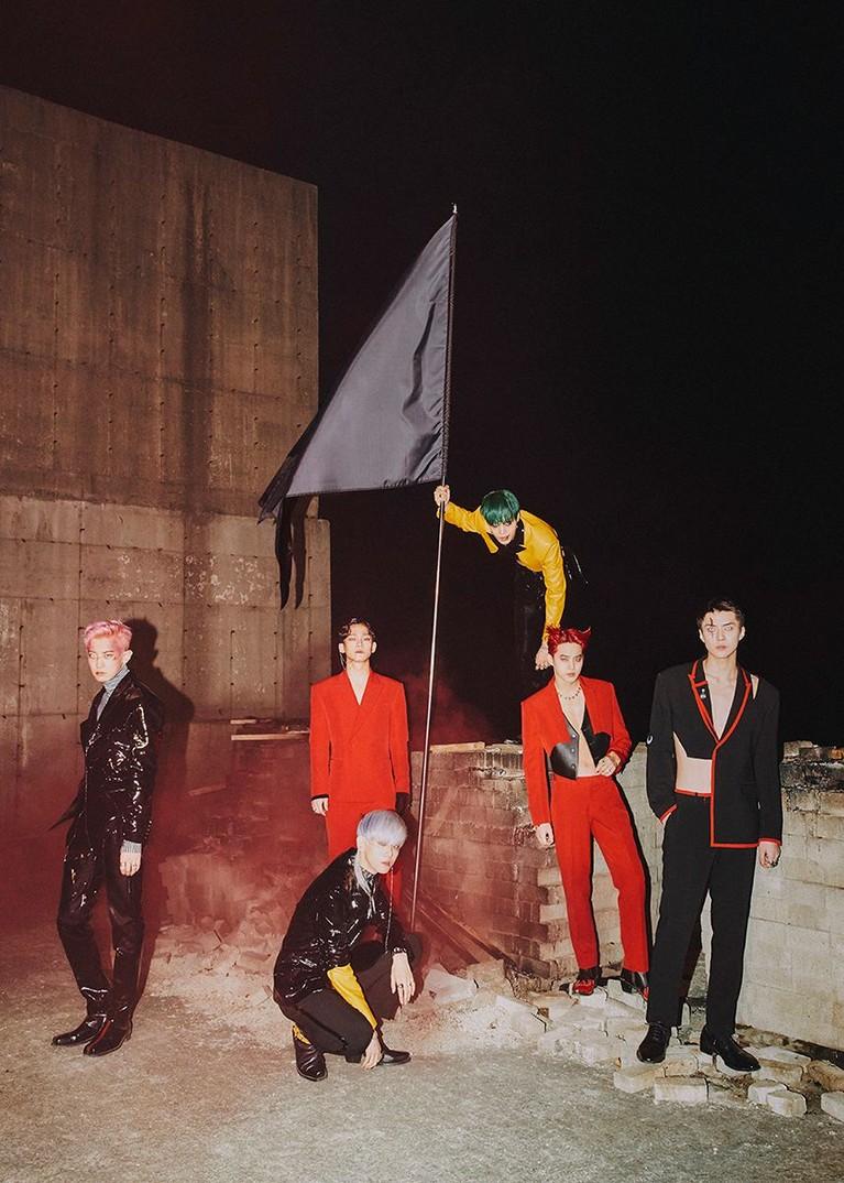 Album sekaligus video klip Obsession sendiri akan rilis secara resmi pada Rabu (27/11) pukul 6 sore waktu Korea Selatan.