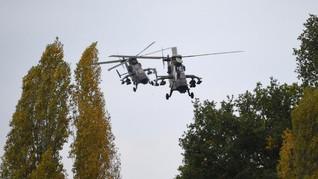 2 Helikopter Militer Afghanistan Kecelakaan, 9 Tentara Tewas