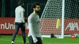 VIDEO: Klopp Tak Khawatir Cedera Salah Jelang Liga Champions