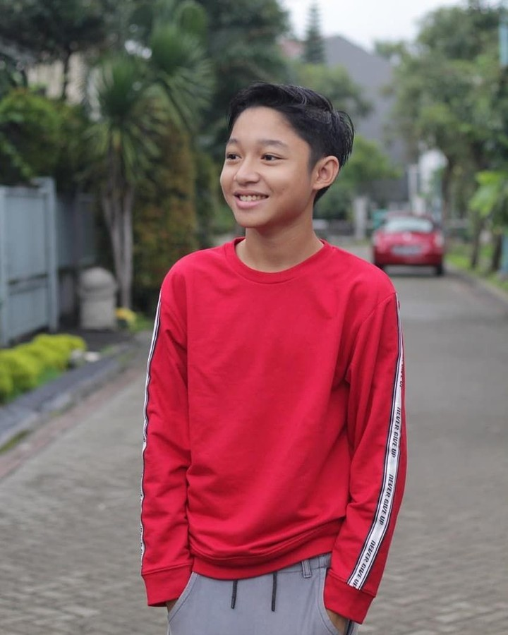 <p>Tentu Bunda tidak asing dengan wajah remaja satu ini, kan? (Foto: Instagram @kiesha.alvaro)</p>